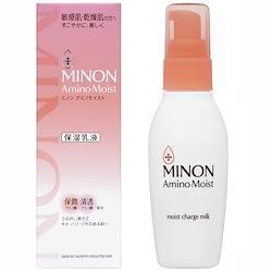 ミノン アミノモイスト モイストチャージ ミルク 100g MINON 保湿乳液