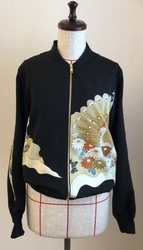 kimono blouson