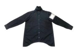 High density plain weave cotton shirts