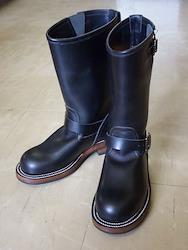 GLEEM シューズ Engineer Boots [120]