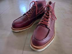 GLEEM シューズ Deerskin Work Boots [175]