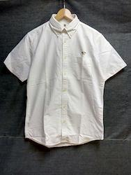 SURF A PIG 半袖ボタンダウンシャツ SH-1 [SH-1]