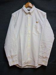 SURF A PIG 長袖ボタンダウンシャツ SH-3 [SH-3]