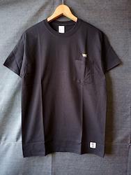 SURF A PIG ポケット付刺繍Tシャツ ST-12 [ST-12]
