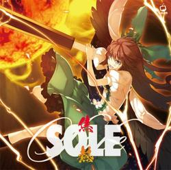 [TOHO PROJECT CD]SOLE -焦熱- -C-CLAYS-