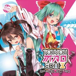 [TOHO PROJECT CD]東方ボカロEDM3 -Spacelectro-
