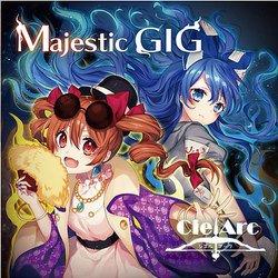 [TOHO PROJECT CD]Majestic GIG -CielArc-