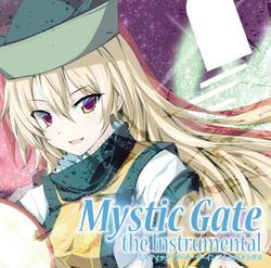 [TOHO PROJECT CD] Mystic Gate the Instrumental -EastNewSound-