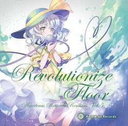 [TOHOPROJECT CD]Revolutionize Floor -Amateras Records Remixes Vol.5- -Amateras Records-