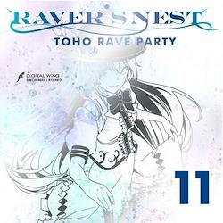 [TOHOPROJECT CD]RAVER