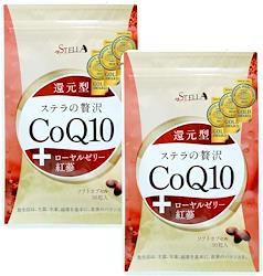 ステラ漢方株式会社 ステラの贅沢CoQ10 (30粒入×2袋) 紅蔘 核酸 ビタミン クエン酸 ローヤルセリー クリルオイル (2)