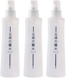 五條の霧水ベーシック(3本セット) 無添加保湿化粧水