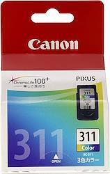 Canon 純正 インク カートリッジ BC-311 3色カラー