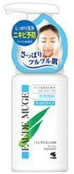 【小林製薬】オードムーゲ 泡洗顔料 さっぱりタイプ 150ml
