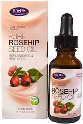 Life-Flo Health ライフフロー ピュア ローズヒップシードオイル Pure Rosehip Seed Oil スキンケア (30 ml) [並行輸入品]