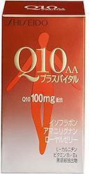 【2個】 資生堂 Q10AAプラスバイタル 90粒x2個 (4987415333601)