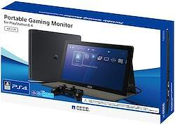 【SONYライセンス商品】Portable Gaming Monitor for PlayStation4【PS4対応】