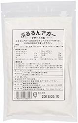 ぷるるんアガー / 100g TOMIZ/cuoca(富澤商店) 凝固剤 アガー