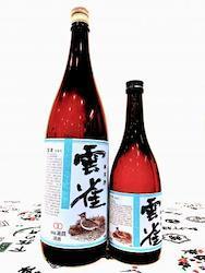 雲雀(HIBARI) 純米酒