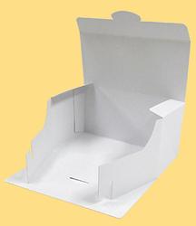 ユウロールBOXボックス 箱+専用トレー(爪なし)付き 200枚