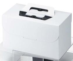 C−02−Eノエル箱(紙製金トレー付) 100枚