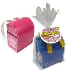 ランドセルBOX(2色アソート)60個入り (2種×30個)