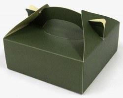 和菓子キャリーW−50(深緑)/10S 箱のみ