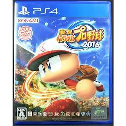 【中古】 PS4 実況パワフルプロ野球2016 プレステ4 ソフト