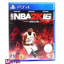 【中古】 PS4 NBA 2K16 プレステ4 ソフト
