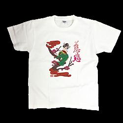 ジャパンイラストレーターギャラリーティーシャツJIG-010sizeM MASASHI KOJIMA