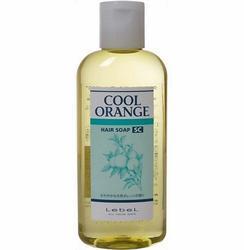 LebeL  COOL ORANGE hair soap SC (200ml)
