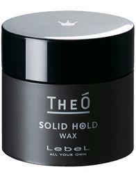 LebeL THEO WAX SOLID HOLD (60g)