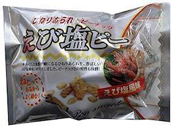 泉屋製菓総本舗 えび塩ピー 140g×4袋