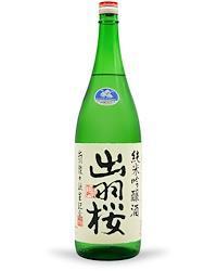 出羽桜 純米吟醸酒 [1800 ml]