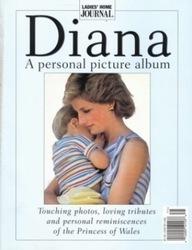 書籍 Diana a personal picture album Ladies home journal