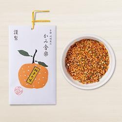 かみ舎楽 柚子七味  Kamisharaku  Yuzu shichimi