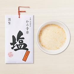 かみ舎楽 清見オレンジ塩  kamisharaku  Kiyomi orange salt