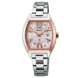 セイコー ルキア LUKIA ソーラー電波 SSVW048 [正規品] レディース 腕時計 時計