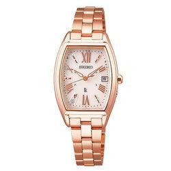 セイコー ルキア LUKIA レディダイヤ ソーラー電波 電波 ソーラー ステンレス SSVW118[正規品] レディース 腕時計 時計