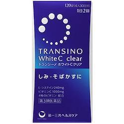 【第3類医薬品】第一三共ヘルスケア トランシーノ ホワイトCクリア 120錠
