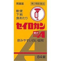 【第2類医薬品】大幸薬品 セイロガン糖衣A 84錠