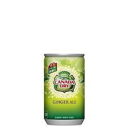 カナダドライジンジャーエール 160ml缶1ケース30本入り