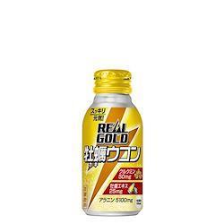 リアルゴールド牡蠣ウコン 100mlボトル缶1ケース30本入り