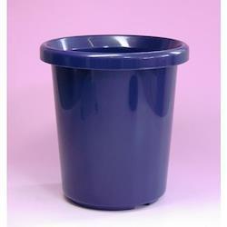 アップルウェアー 長鉢F型 7号 ブルー