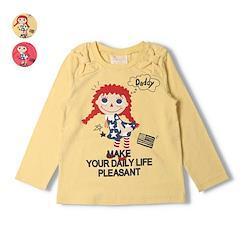 【子供服】 Daddy Oh Daddy (ダディオダディ) 日本製ネット限定ダディコTシャツ 90cm~130cm V14852