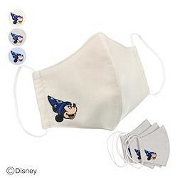 【子供服】 Daddy Oh Daddy (ダディオダディ) 日本製ミッキーデザイン刺繍子ども用・大人用マスク S~L