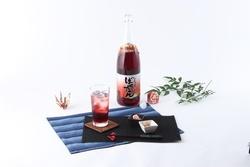 サンムーン【京都赤酒ばくだん】1800ml