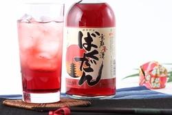 サンムーン【京都赤酒ばくだん】720ml
