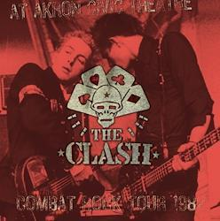 The Clash - Combat Rock Tour 1982 in Akron OH USA