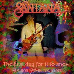 SANTANA - Amigos Japan Tour 1976  Sapporo Japan+bonus